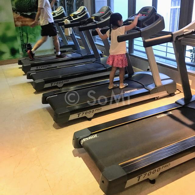 Cardio machines in EdenStar Saigon Hotel & Spa