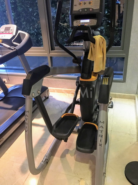 Cardio machine in EdenStar Saigon Hotel & Spa