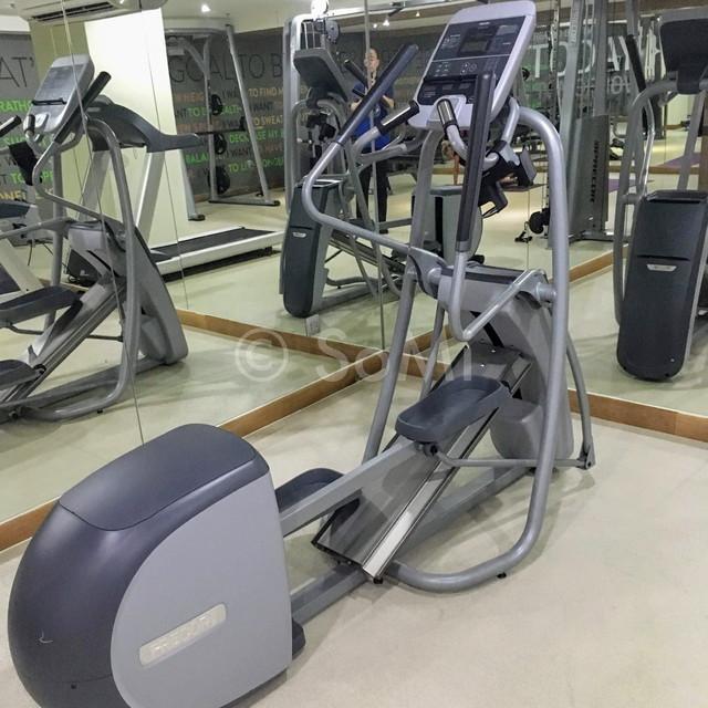 Cardio machine in Fusion Suites Saigon