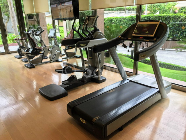 Cardio machines at Lotte Legend Hotel Saigon