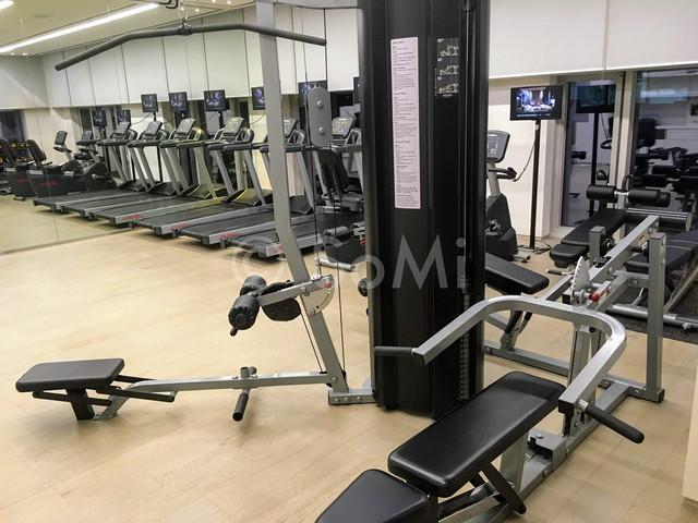 Gym in Shilla Stay Guwanghwamun