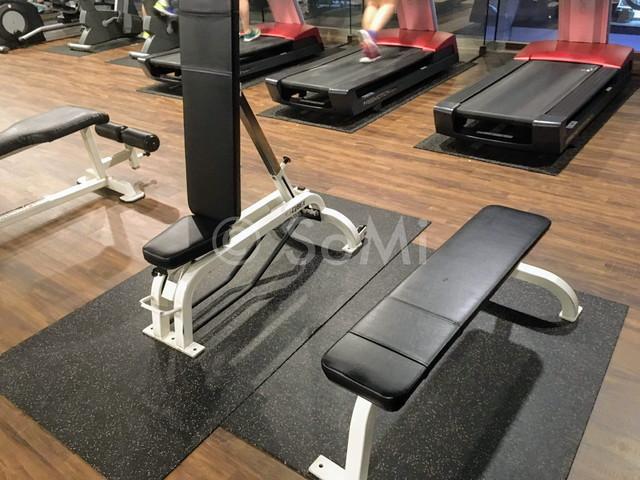 Gym in Orakai Insadong Suites