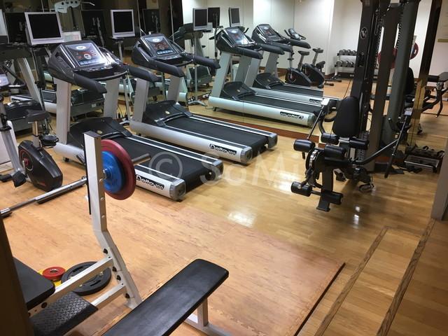 The gym of Best Western Premier Gangnam Hotel