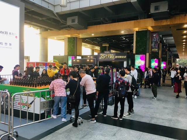 中国広州での仮面ライダーイベント