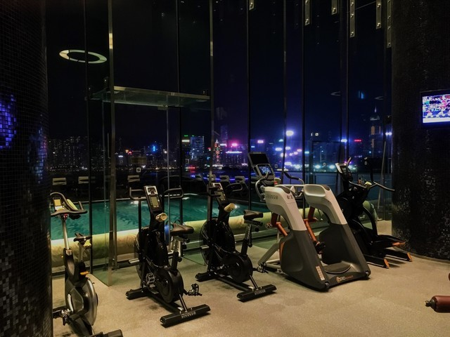 Hotel ICON at Hong Kong