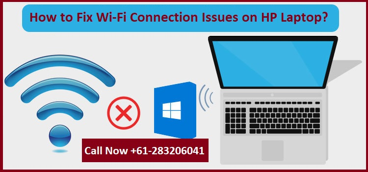 How to fix Wi-Fi connection issues on HP Laptop