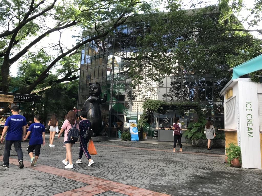 f:id:Htoshiya:20180816212235j:ニマンヘミン通りのおしゃれな画像