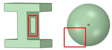 中空構造の図