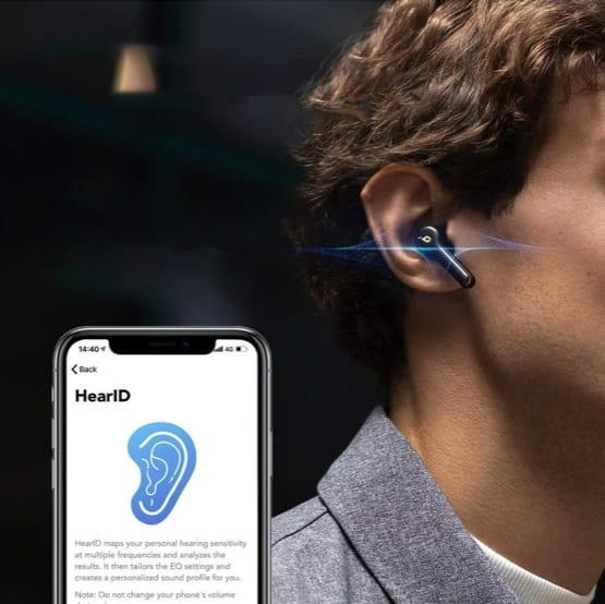 HearID機能搭載
