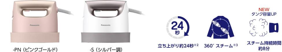 衣類スチーマー『NI-FS750』とは
