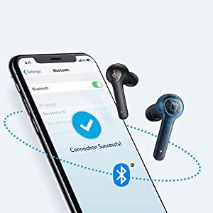 Bluetooth 5.0対応