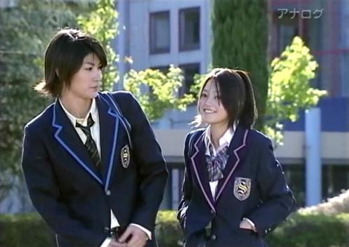ซีรี่ส์ Samurai High School