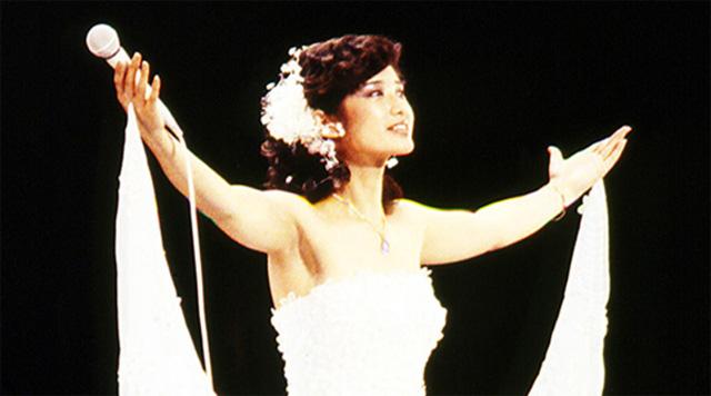 山口 百恵 コンサート 山口百恵さん最後のコンサートがNHKで一度限りの再放送