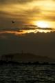 江ノ島方面。