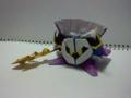 メタナイト(折り紙で作ってみた。)