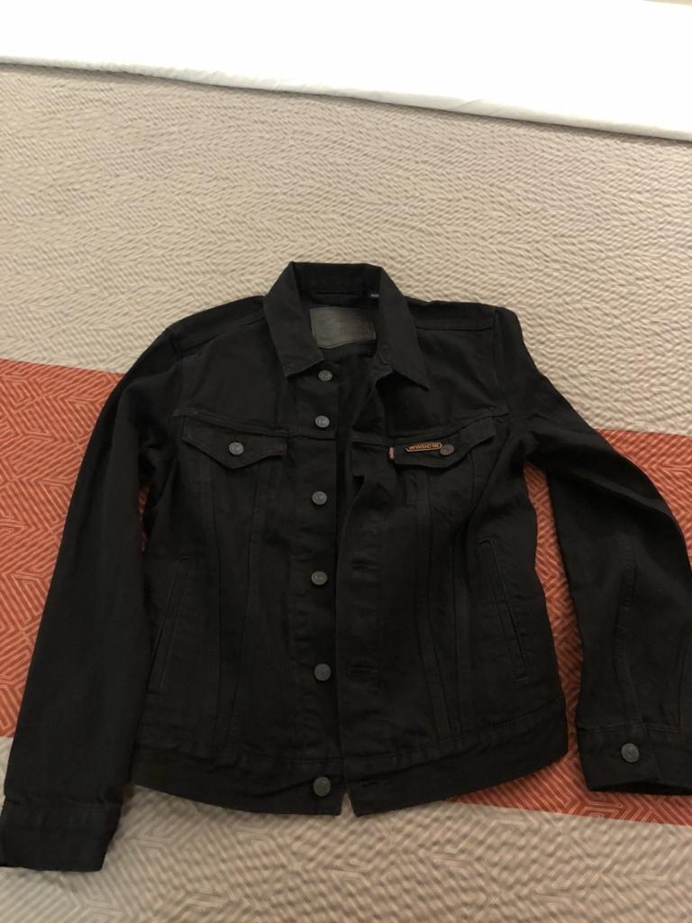 参加者へのお土産のLevi'sのジャケット