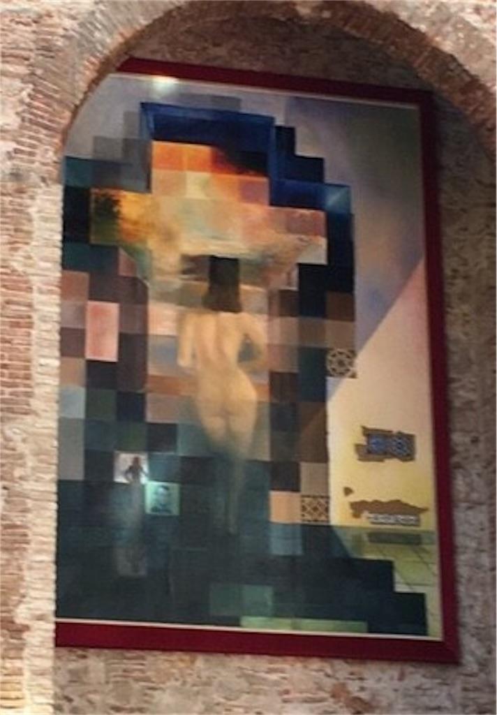 フィゲラスのダリ美術館