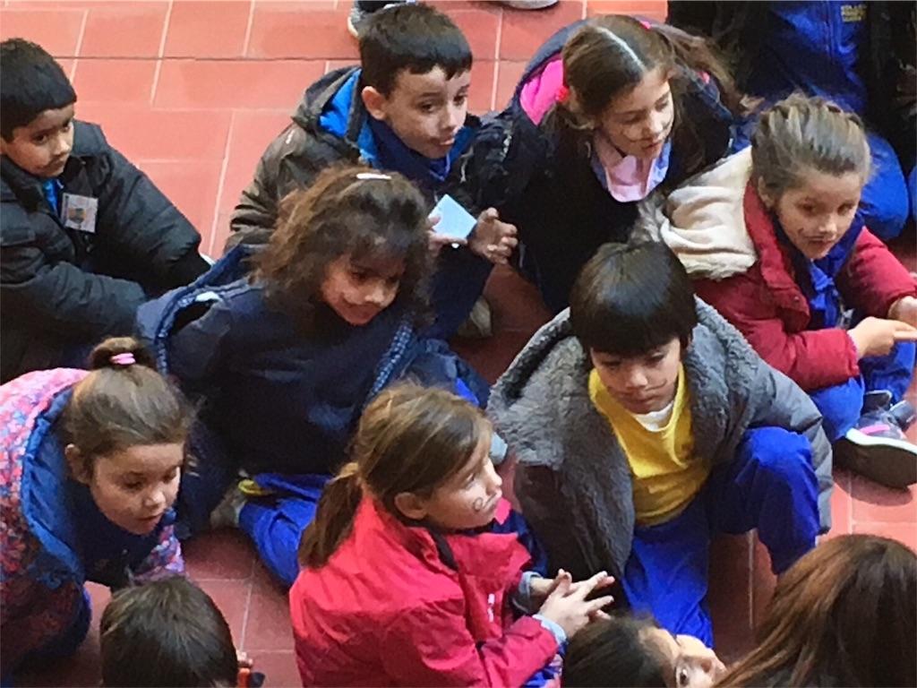 フィゲラスのダリ美術館 子供たち
