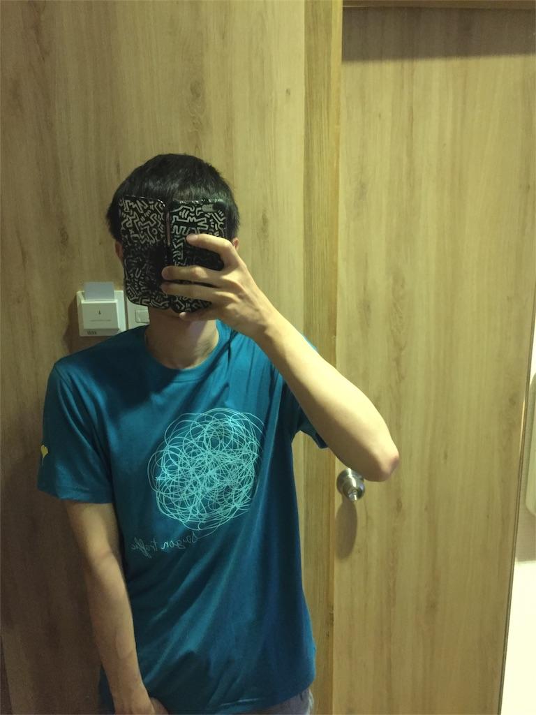 ギンコのTシャツ