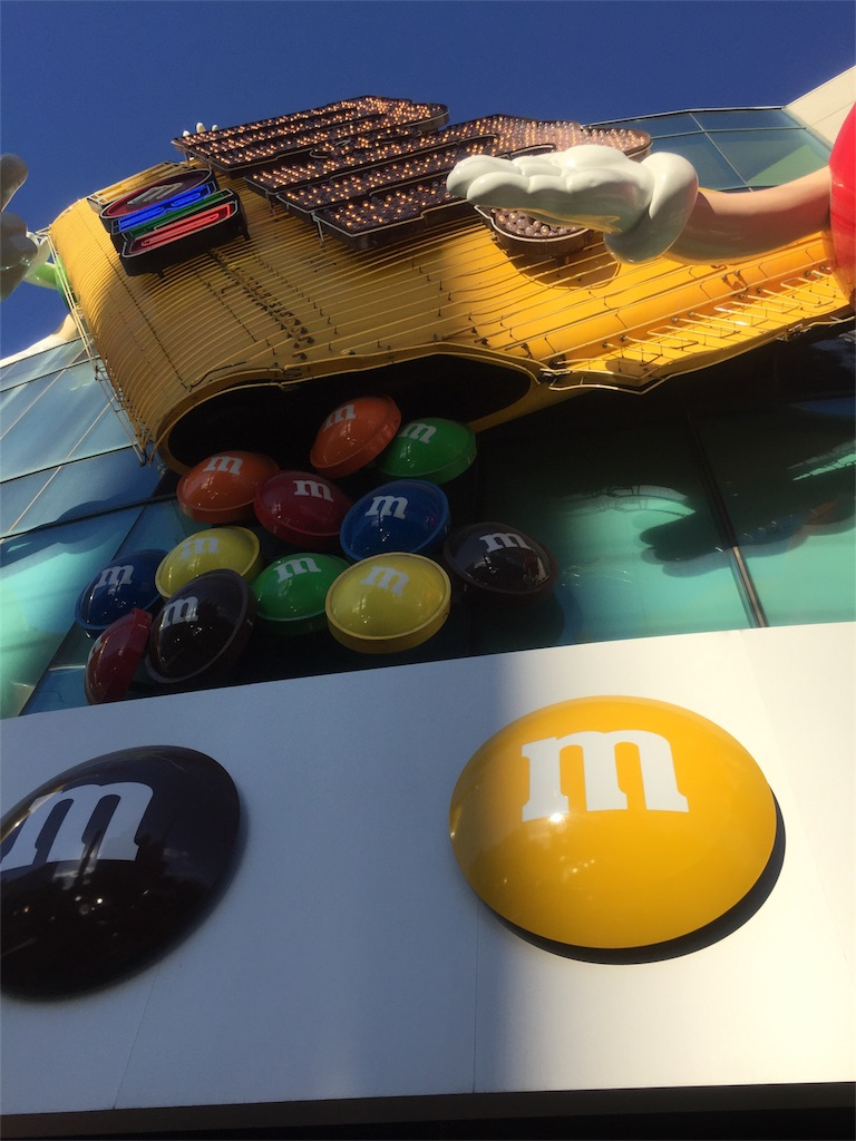 ラスベガスのM&M's World