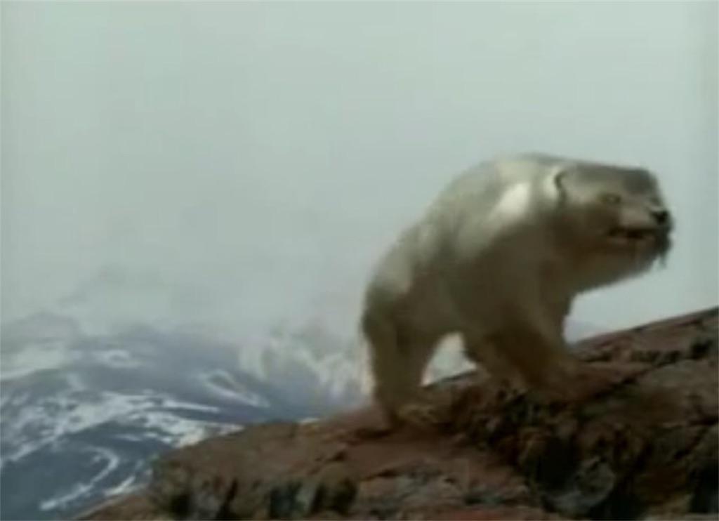 500万年後の生物