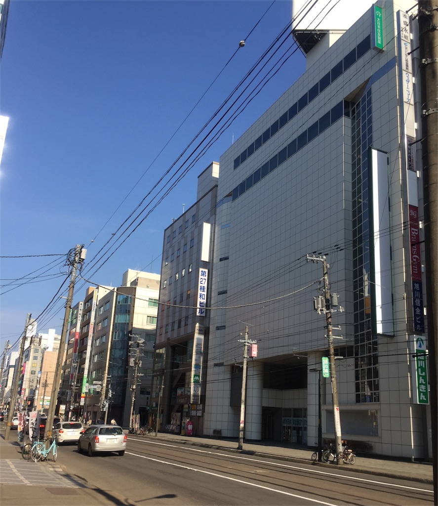 東急ハンズが大通りから札幌駅前に移転した
