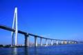 24.「空へ~橋のある風景~」