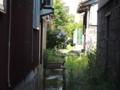 77.「水路の先」