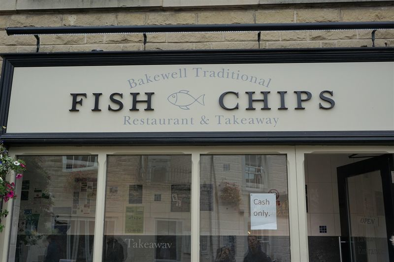 Bakewell Fish and Chips restaurant