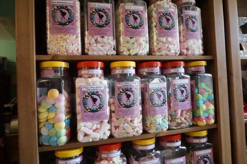 Bakewell sweet shop