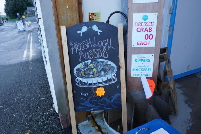 Mussel store