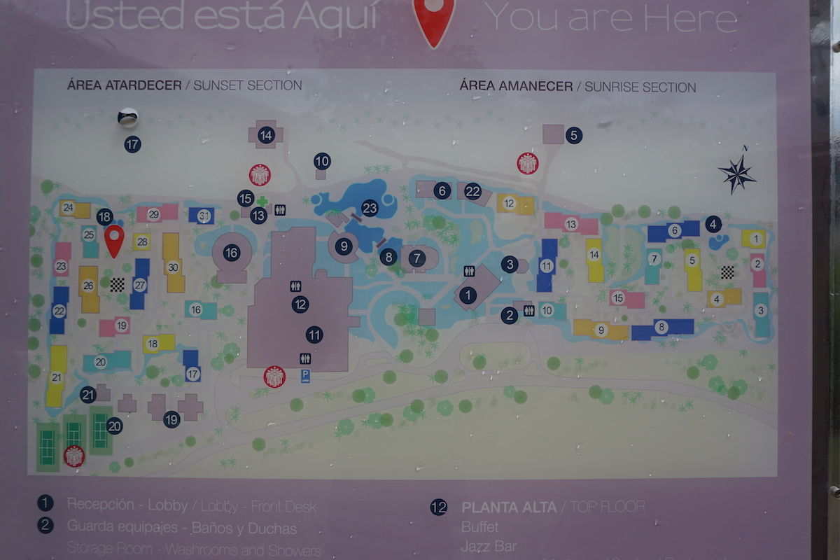 Royalton Hicacos Resort & Spa map