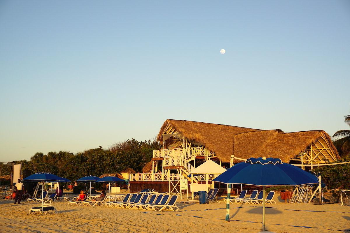 Royalton Hicacos Resort & Spa seafood restaurant