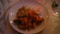 トルコ料理・鶏のケバブ。旨い。