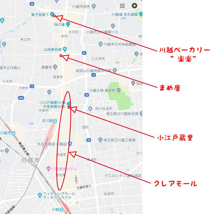 川越MAP