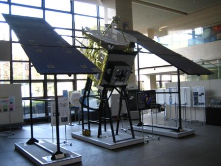 宇宙探査機はやぶさ 宇宙探査機はやぶさ 20070208 個別「宇宙探査機はやぶさ」の写真、画像