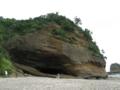 種子島・馬立の岩屋
