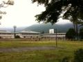 旧仙石原中学校(現在は閉校)