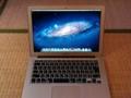 MacBook Air初期起動画面