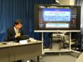 ISS「きぼう」ミッションステータスブリーフィング+きぼう利用勉強会