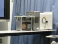 放射能を検出する超広角コンプトンカメラ(JAXA)