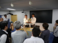 2012/09/14こうのとり3号機ミッション報告会見