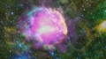 NASA/DOE/Fermi LAT Collaboration,Tom Bash and John Fox/Adam Block/NOAO/AURA/NSF,JPL-Caltech/UCLA