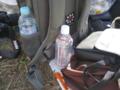イプシロンロケットのペットボトル
