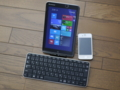 Miix 2 8+Microsoft Wedge Mobile Keyboard