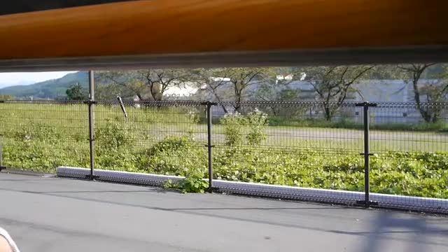 SLレトロ碓氷の車窓から