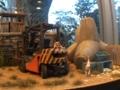 荒木智のジオラマ展示会