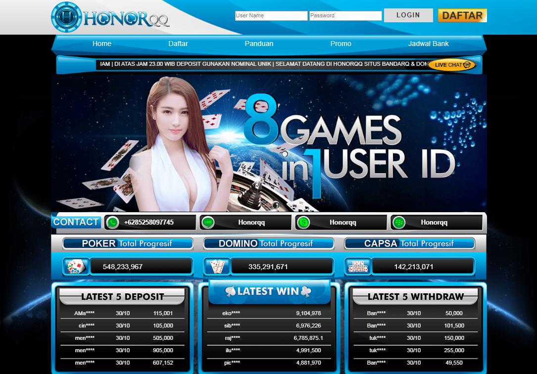 Situs Judi Qq Online Paling Mudah Menang Pkv Games 日本は最新