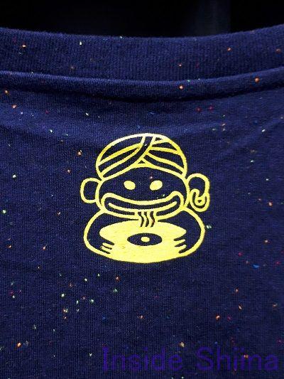 RCMRつぶつぶTシャツ後面
