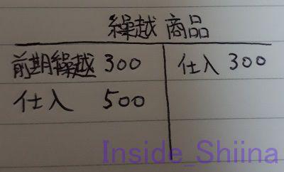 日商簿記3級売上原価説明6